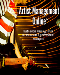 Artist Management Course